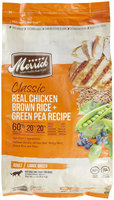 Merrick Large Breed Classic Real Chicken, Brown Rice & Green Pea