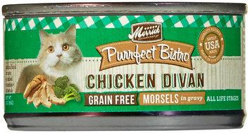 Merrick Purrfect Bistro Chicken Divan - 24x3oz