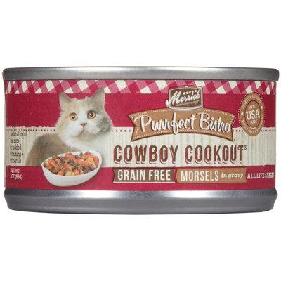 Merrick Purrfect Bistro Cowboy Cookout - 24x3oz