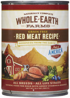 Merrick Whole Earth Farms Red Meat - 12 x 12.7 oz