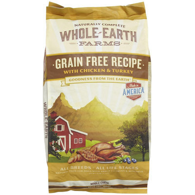 Merrick Whole Earth Farms Grain-Free - Chicken & Turkey