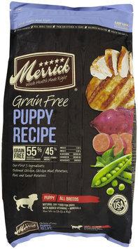 Merrick Grain Free Puppy Recipe