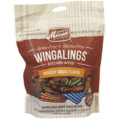 Merrick Kitchen Bites - Wingalings Hickory Smoke - 9oz