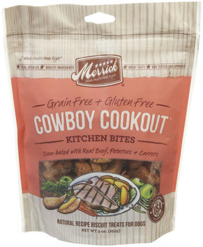 Merrick Kitchen Bites - Cowboy Cookout - 9oz