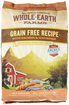 Merrick Whole Earth Farms Grain-Free Recipe - Salmon & Whitefish
