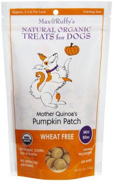Max & Ruffy's Mother Quinoa's Pumpking Patch Mini 5 oz