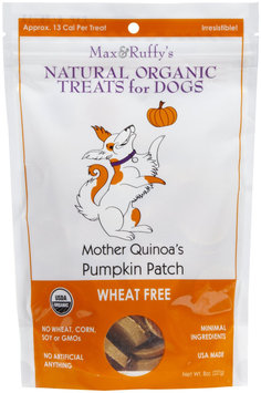 Max & Ruffy's Mother Quinoa's Pumpking Patch 8 oz