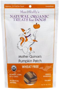 Max & Ruffy's Mother Quinoa's Pumpking Patch 8 oz