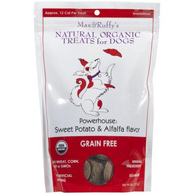 Max & Ruffy's Vegan Dog Treat Sweet Potato 8 oz