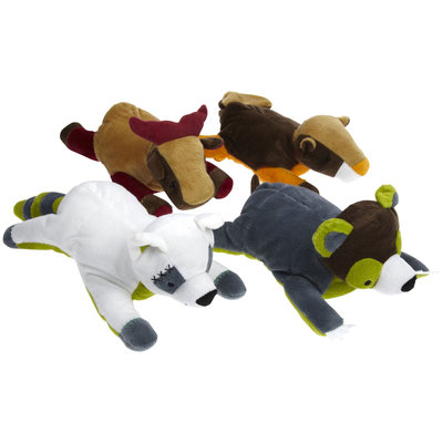 Merchsource, Llc Animal Planet Pet Plush Toy Assortment (Pack of 4)