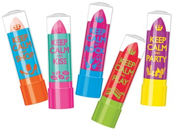 Rimmel Keep Calm and Lip Balm Collection