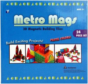 Metro Mags 24 pc Pastel - 1 ct.