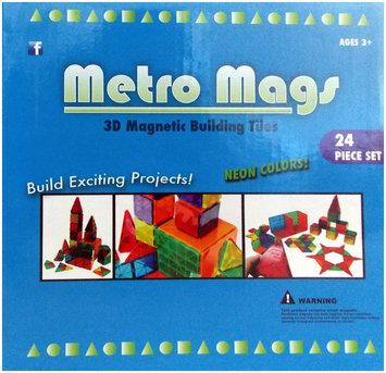 Metro Mags 24pc Neon - 1 ct.