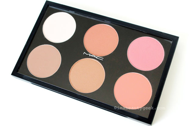MAC Contour and Sculpt Yourself Palette