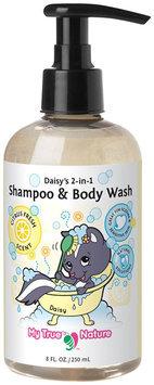 My True Nature Daisy's 2-in-1 Shampoo/Body Wash, 8 oz