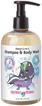 My True Nature Daisy's 2-in-1 Shampoo/Body Wash - Calming Lavender -12oz