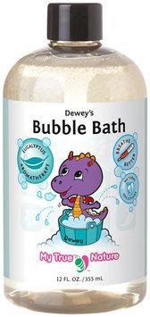 My True Nature Dewey's Bubble Bath - Eucalyptus-12oz