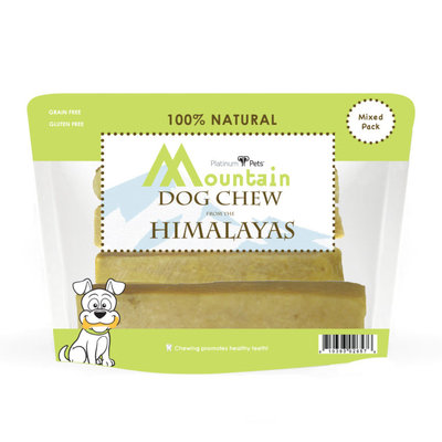 Platinum Pets Mountain Dog Chew From the Himalayas