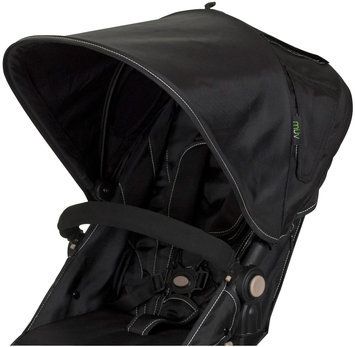 Muv Koepel Canopy - Mystic Black - 1 ct.