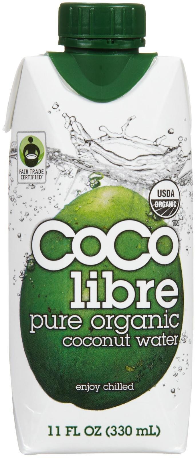 CoCo Libre Original Coconut Water