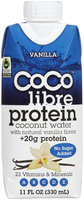 Cocolibre Coco Libre Plus Protein Vanilla