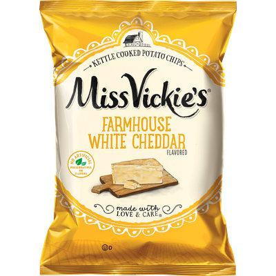 Miss Vickie's® Farm House White Cheddar