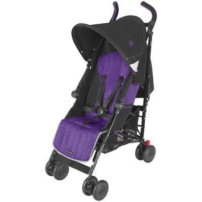 Maclaren Quest Stroller - Black/Majesty