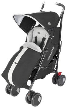 Maclaren Techno XT Footmuff - Black - 1 ct.