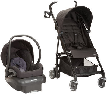 Maxi-CosiA Kaia/MicoA Nxt Travel System in Total Black