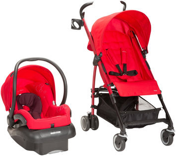 Maxi-Cosi TR296INT Kaia Travel System - Intense Red