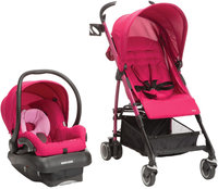 Maxi-Cosi Kaia / Mico Nxt Travel System - Sweet Cerise - 1 ct.
