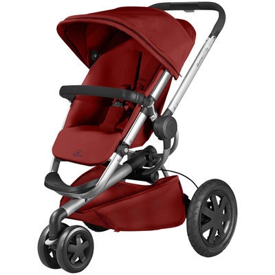 Quinny 2015 Buzz Xtra 2.0 (Red Rumour)