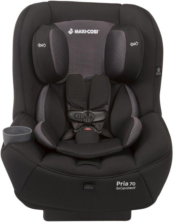 Maxi-Cosi Pria 70 Convertible Car Seat - Black Gravel