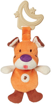 MiYim My Natural Sensory Eco Teether - Orange Dog
