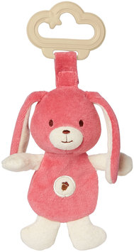 MiYim My Natural Sensory Eco Teether - Pink Bunny - 1 ct.