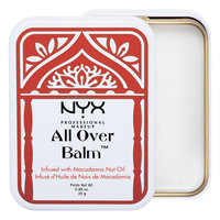 NYX Cosmetics All Over Balm - Macadamia Nut Oil