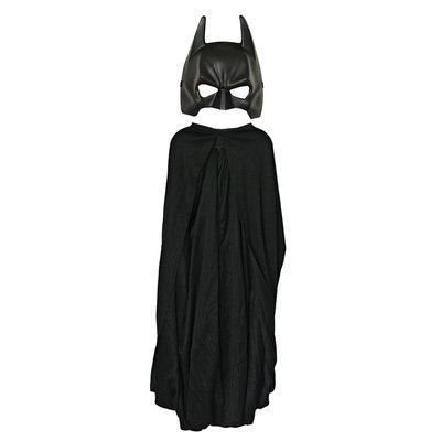Rubies Batman Dark Knight Rise Batman Cape and Mask Set- Child