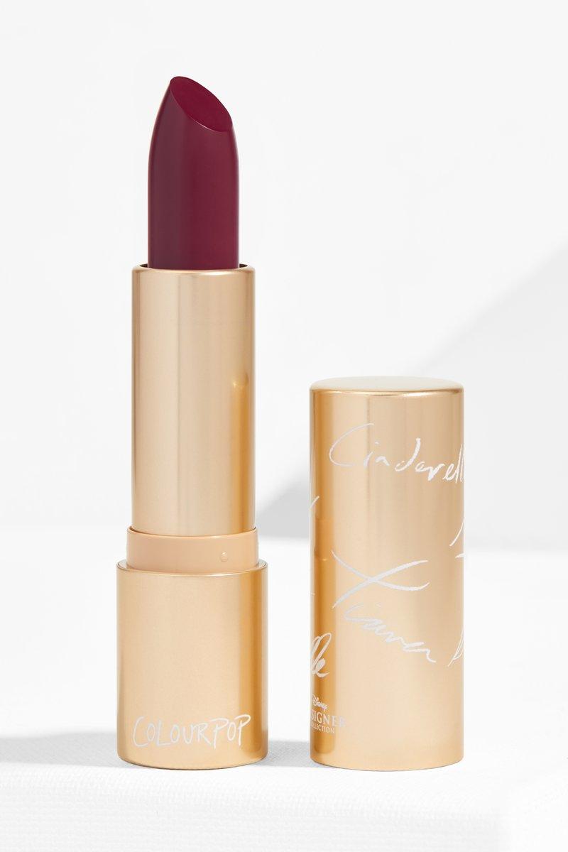 ColourPop Disney Designer Crème Lux Lipstick