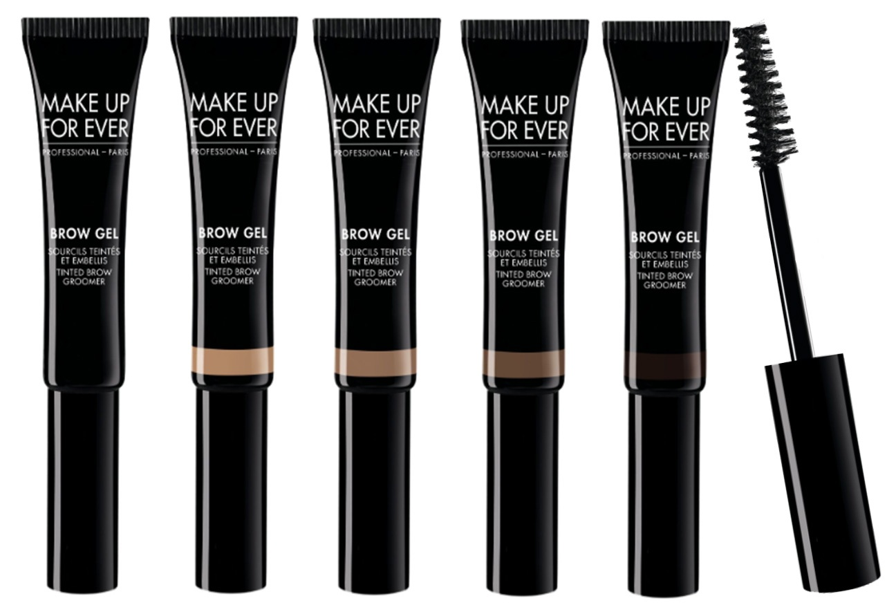 MAKE UP FOR EVER Brow Gel Tinted Brow Groomer