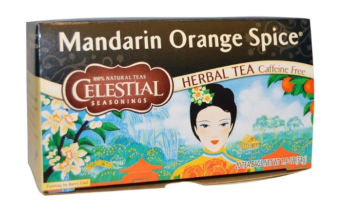 Celestial Seasonings® Mandarin Orange Spice® Herbal Tea Caffeine Free