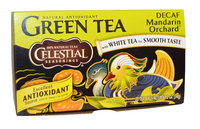 Celestial Seasonings® Mandarin Orchard Green Tea DECAF
