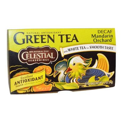 Celestial Seasonings® Mandarin Orchard Green Tea DECAF