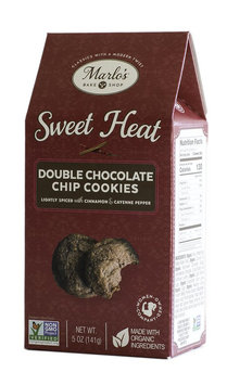 Marlo's Bakeshop Sweet Heat Double Chocolate Chip Cookies