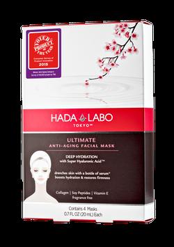 Hada Labo Tokyo™                           Ultimate Anti-Aging Facial Mask