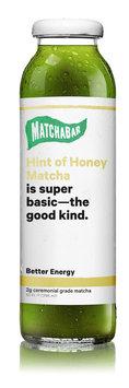 MatchaBar Hint of Honey Matcha Tea