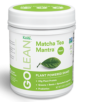 Kashi® GOLEAN Matcha Tea Mantra Plant Powered Shakes