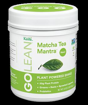 Kashi® GOLEAN Matcha Tea Mantra Plant Powered Shakes