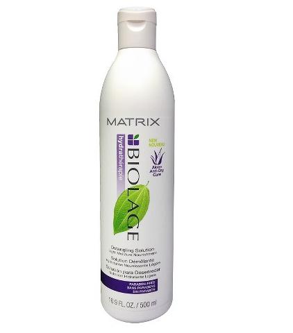 Matrix Biolage Hydratherapie Detangling Solution