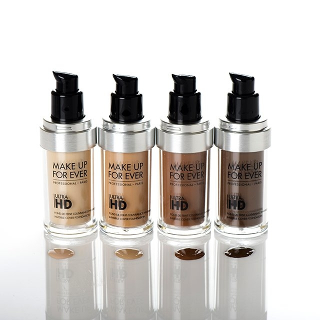 MAKE UP FOR EVER Ultra HD Foundation Reviews