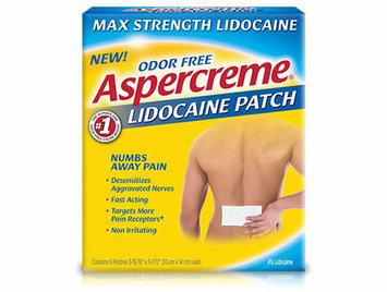 Aspercreme Maximum Strength Lidocaine Patch